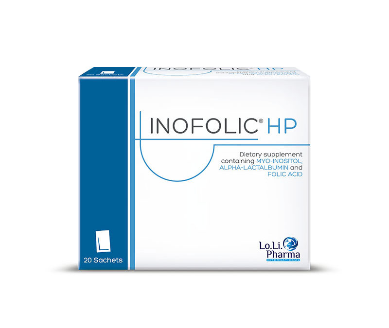 INOFOLIC HP is 1 year old!
