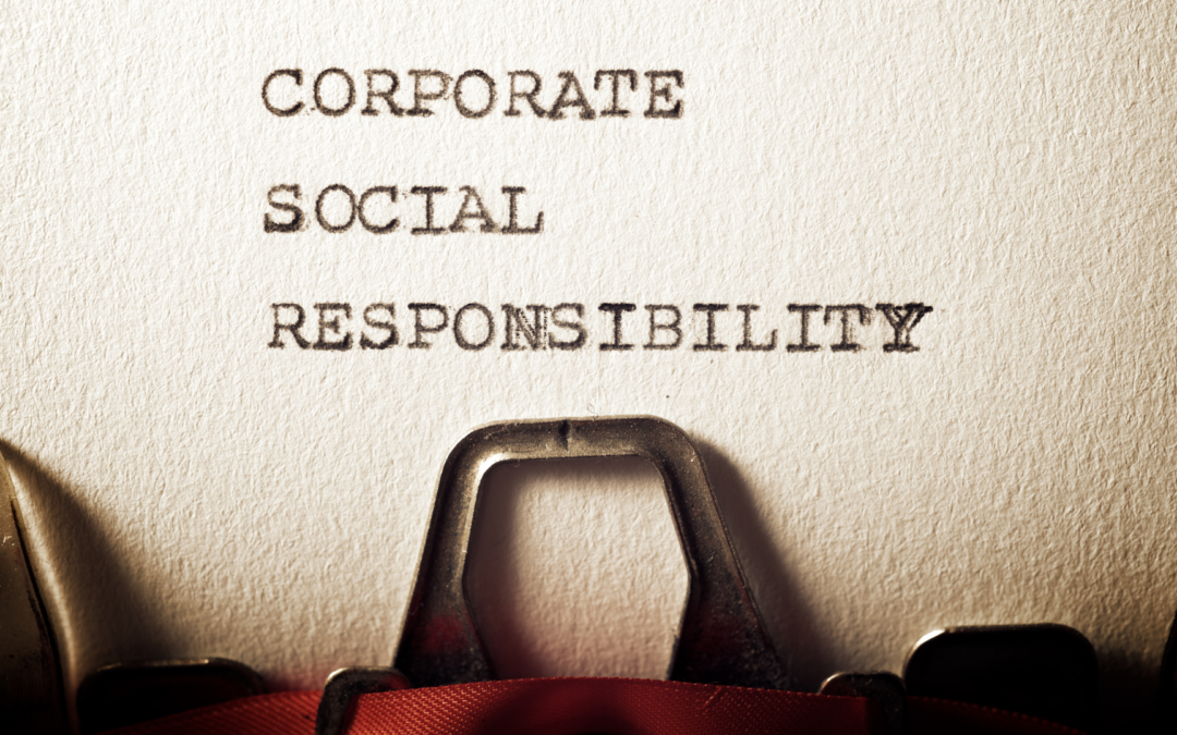 Does social responsibility need to be aligned with creating corporate profit?