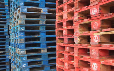Pallets: Wood price increase and pandemic